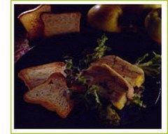 Recette terrine de foie gras aux 4 épices