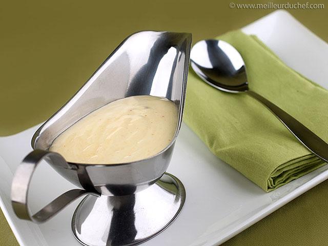Sauce mousseline  la recette illustrée  meilleurduchef.com