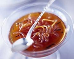 Recette marmelade de pamplemousse au thé