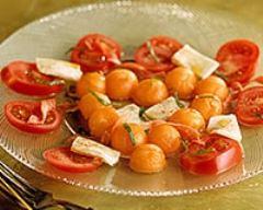 Salade de melon au chèvre | cuisine az
