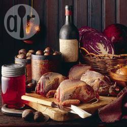 Recette casserole de pigeons au chou rouge – toutes les recettes ...