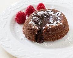 Recette coulant au chocolat noir au thermomix®