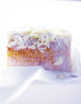 Bras de gitan citron-chocolat blanc pour 6 personnes