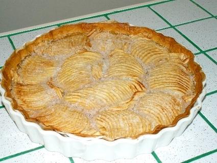 Recette de tarte pommes bananes noix de coco