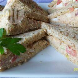 Recette sandwich thon mayonnaise – toutes les recettes allrecipes