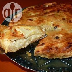 Recette tourte aux pommes à la normande – toutes les recettes ...