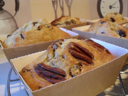 Recette de petits gâteaux au yaourt et müesli