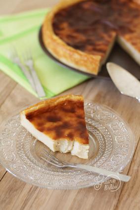 Recette de flan pâtissier sans pâte
