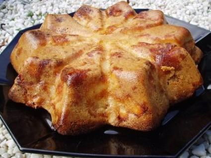 Recette de gâteau aux pommes de lolotte