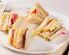 Recette club sandwich