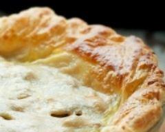 Recette tarte au thon et au poulet