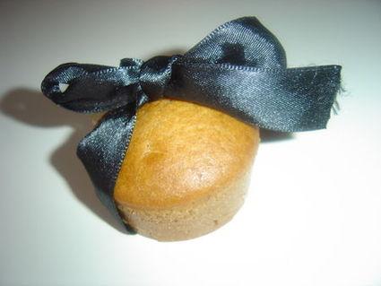 Recette de nonettes coeur de marmelade à l'orange