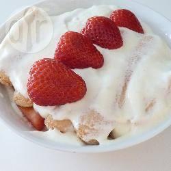 Recette tiramisu aux fraises fraîches – toutes les recettes allrecipes
