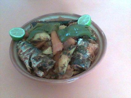 Recette de couscous aux poissons à la vapeur