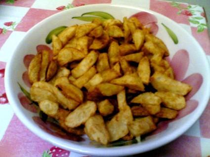 Recette de potatoes