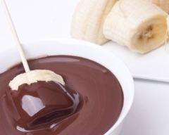 Recette banane au chocolat facile