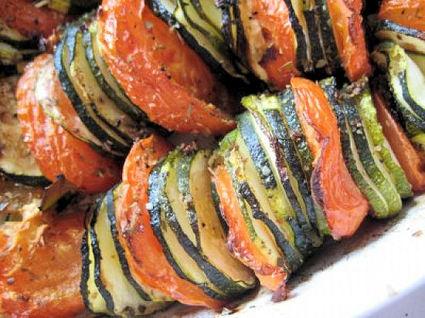 Recette de tian au légumes du sud