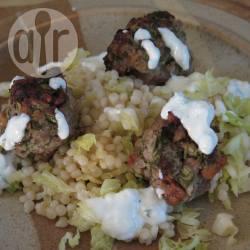 Recette boulettes de porc aux feuilles de coriandre – toutes les ...