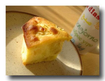 Recette de cake au rhum et aux pommes