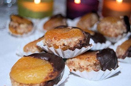 Recette abricots farcis