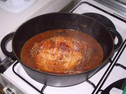 Recette de rôti de porc traditionnel