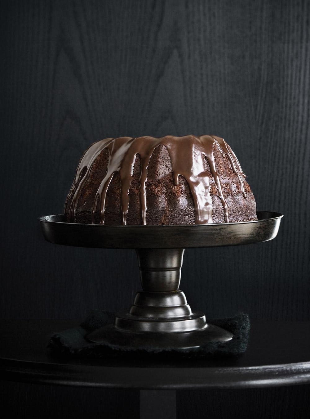 Gâteau au chocolat devil's food cake | ricardo