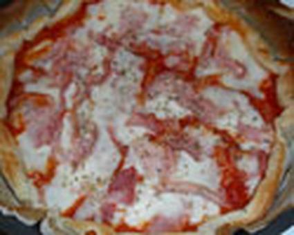Recette de tarte italienne
