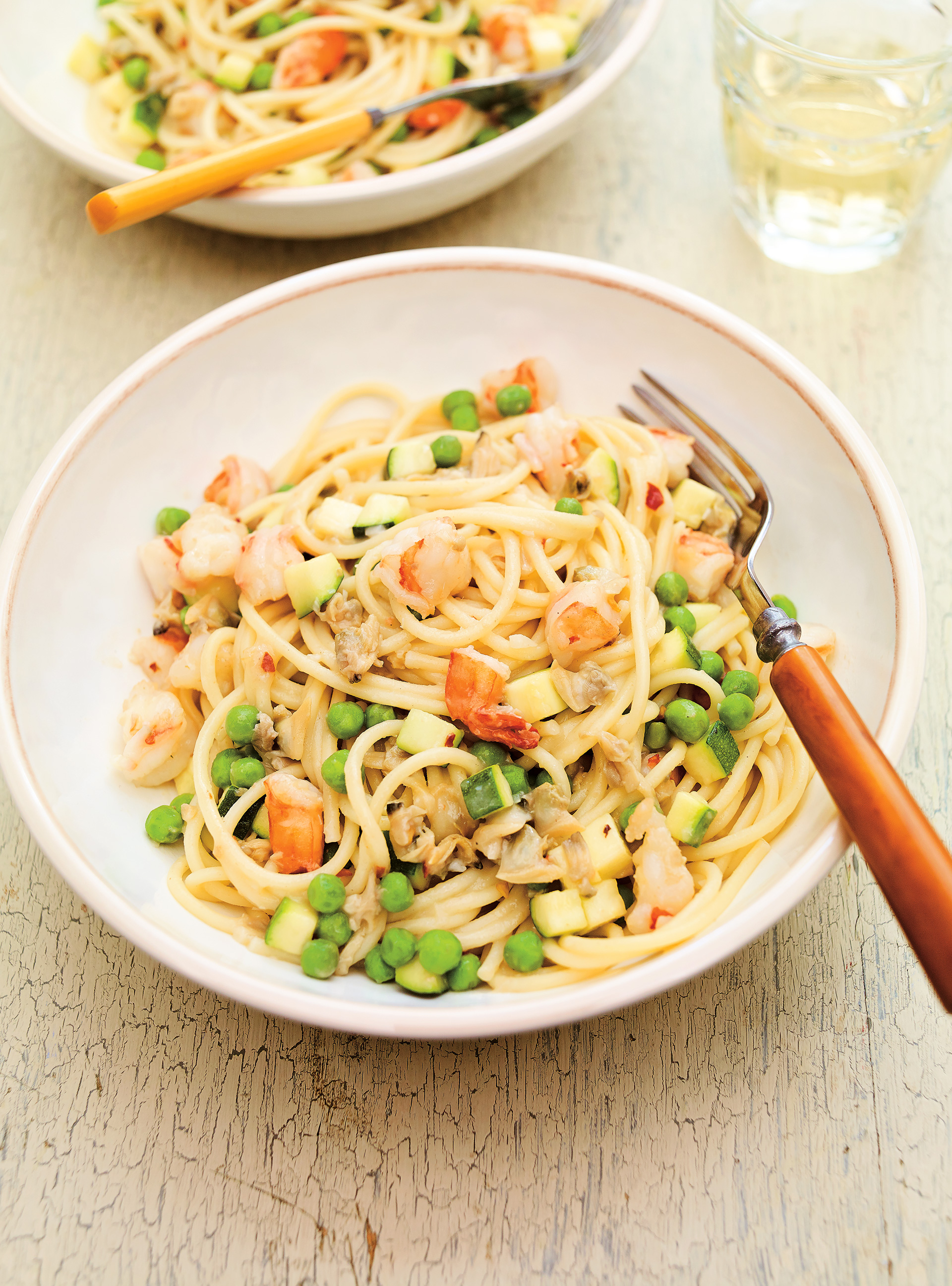 Spaghettis aux fruits de mer | ricardo