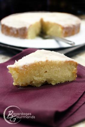 Recette gâteau nantais pour 8 personnes