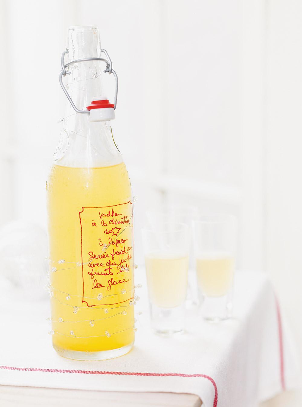 Vodka à la clémentine | ricardo