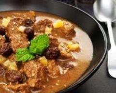 Recette tajine de veau aux poires