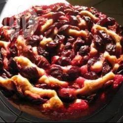 Recette tarte aux quetsches alsacienne – toutes les recettes ...