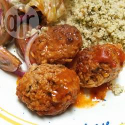 Recette boulettes de dinde à la sauce tomate – toutes les recettes ...