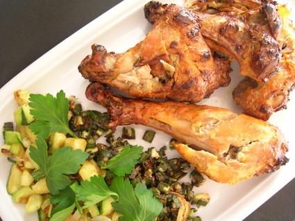 Recette de poulet tandoori traditionnel