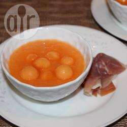 Recette soupe froide au melon et au porto – toutes les recettes ...