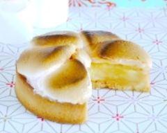 Recette tarte au citron et guimauve