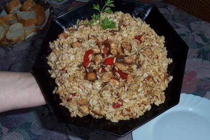 Recette de riz à ma façon
