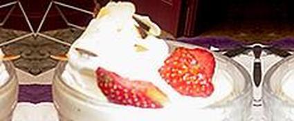 Recette tiramisu à la fraise (tiramisu)