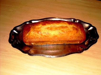 Recette de cake pépites de chocolat au yaourt
