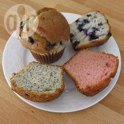 Recette muffins faciles aux myrtilles – toutes les recettes allrecipes