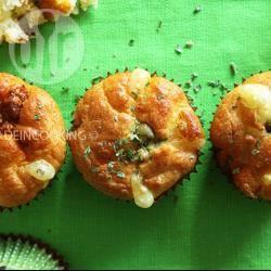 Recette muffins au chorizo, emmental et olives vertes – toutes les ...