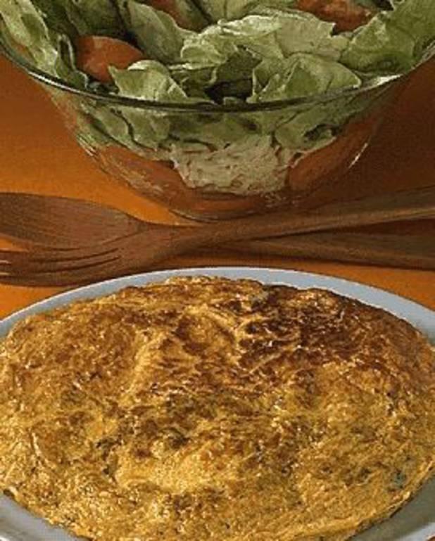 Omelette brayaude pour 4 personnes
