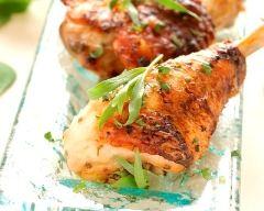 Recette poulet mariné à l'estragon