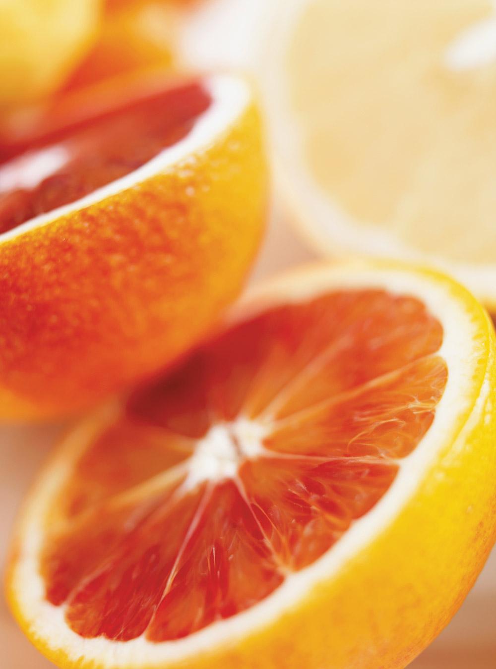 Punch aux canneberges et à l'orange sanguine   ricardo