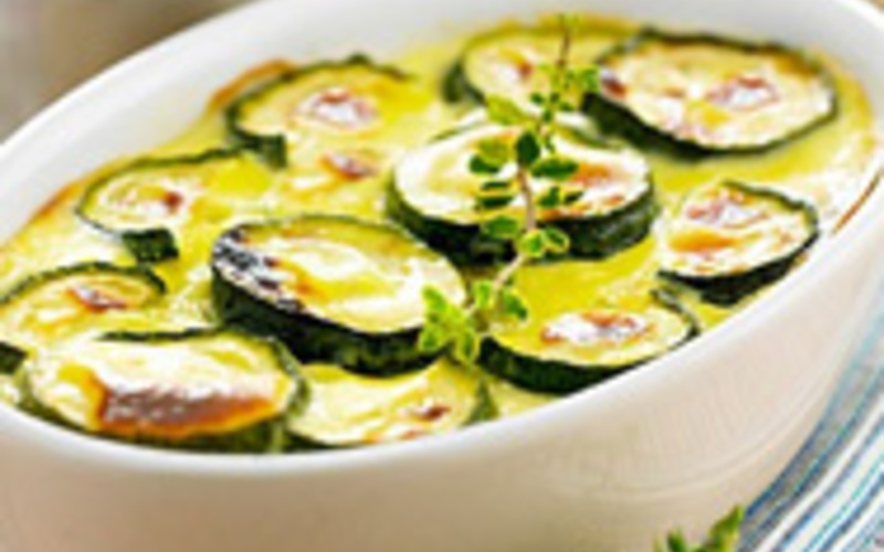 gratin courgettes tomates boeuf recette. Black Bedroom Furniture Sets. Home Design Ideas