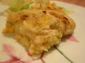 Brandade de morue avec purée de pommes de terre pour 4 ...