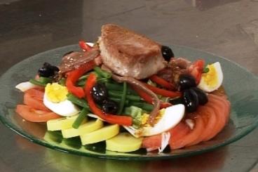 Recette de salade niçoise revisitée facile et rapide