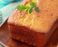 Recette cake à la noix de coco et au citron