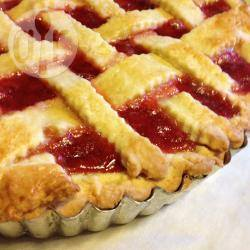 Recette tarte italienne aux fruits (crostata di frutta) – toutes les ...