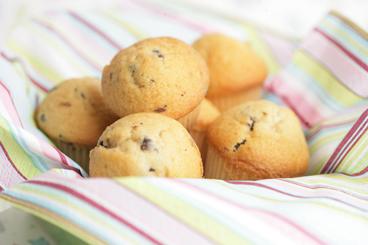 Recette de muffin aux pépites de chocolat facile et rapide